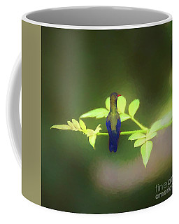 Coffee Mug featuring the photograph Quiet Time by John Kolenberg