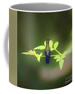 Quiet Time Coffee Mug by John Kolenberg