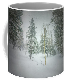 Quiet Turns  Coffee Mug