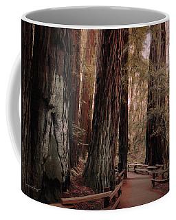 Quiet Walk Coffee Mug