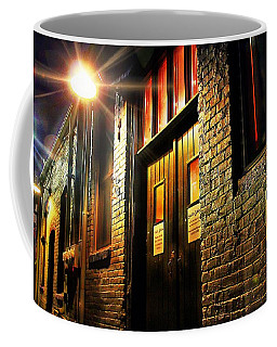 Coffee Mug featuring the photograph Quiet Zone by Jessica Brawley