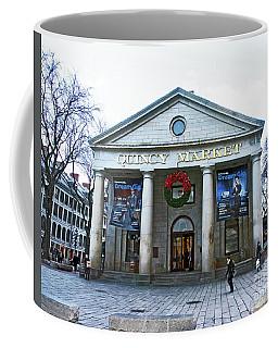 Quincy Market Building Coffee Mug