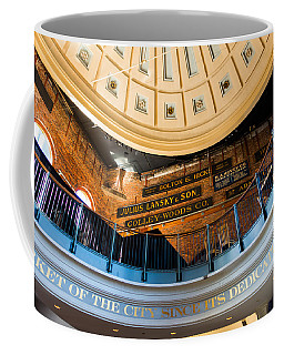 Quincy Market Vintage Signs Coffee Mug