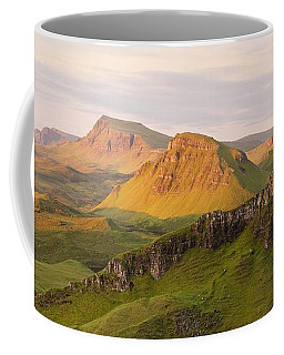 Quiraing Panorama Coffee Mug