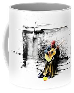 Quito Street Musician II Coffee Mug