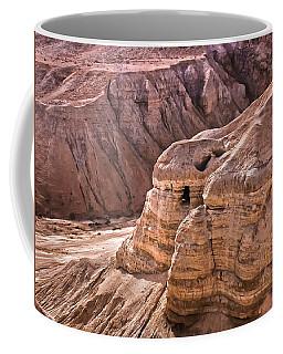 Qumran Cave 4, Israel Coffee Mug