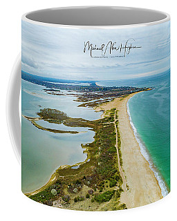 Quonochontaug Beach Coffee Mug