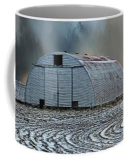 Quonset Hut Coffee Mug