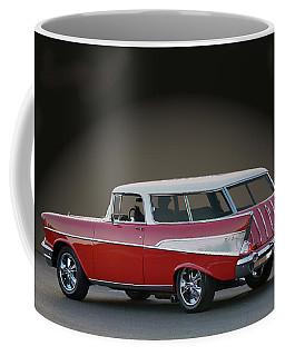 R W Nomad 57 Coffee Mug