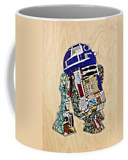 R2-d2 Star Wars Afrofuturist Collection Coffee Mug