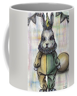 Rabbit Pierrot Coffee Mug
