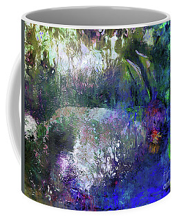 Coffee Mug featuring the photograph Rabbit Reflection by Claire Bull