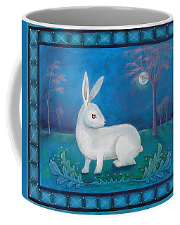 Rabbit Secrets Coffee Mug