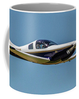 Race 24 Fly By Coffee Mug