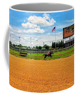 Race Day  Coffee Mug