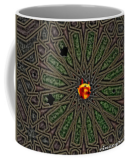 Race For Time In A Space Coffee Mug