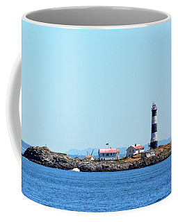 Race Rocks Light #1 Coffee Mug