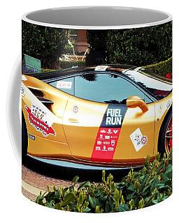 Racing For The Gold Coffee Mug