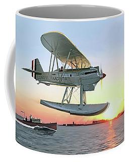 Racing The Sun Coffee Mug