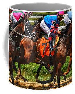 Racing Tight Coffee Mug