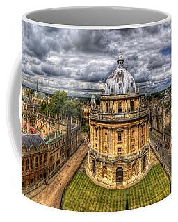 Radcliffe Camera Panorama Coffee Mug