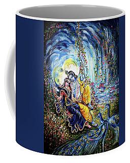 Radha Krishna Jhoola Leela Coffee Mug