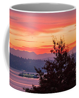 Radiance At Sunrise Coffee Mug