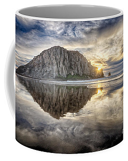 Coffee Mug featuring the photograph Radiance by Beth Sargent