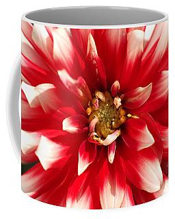 Radiant Dahlia Coffee Mug