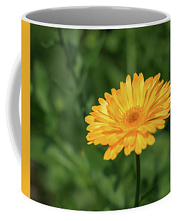 Radiant Summer Flower Soaking It Up Coffee Mug