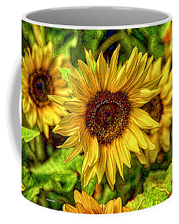 Radiate Love To The World Coffee Mug