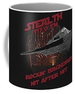 Radio Baghdad Coffee Mug