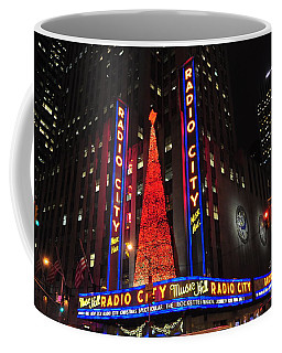 Radio City Music Hall Coffee Mug