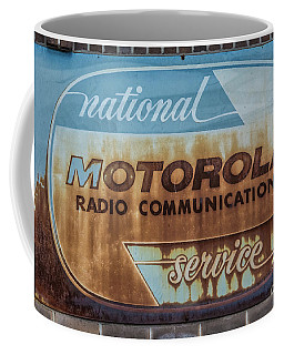 Radio Communications Coffee Mug