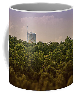 Radioactive Landscape Coffee Mug