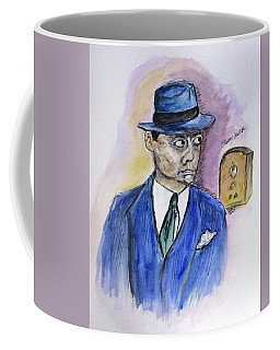 Radio's Johnny Dollar Coffee Mug
