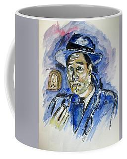 Radio's Sam Spade Coffee Mug