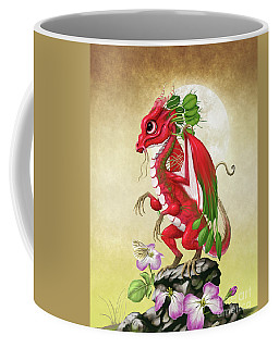 Radish Dragon Coffee Mug