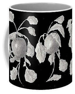 Radishes Coffee Mug by Quwatha Valentine