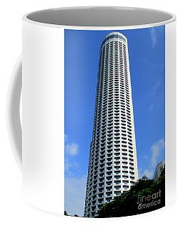 Raffles Singapore Coffee Mug by Randall Weidner