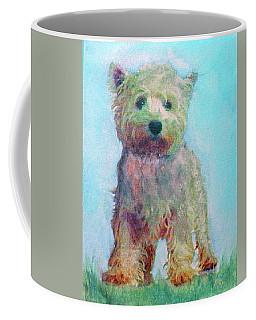 Ragamuffin Pup Coffee Mug