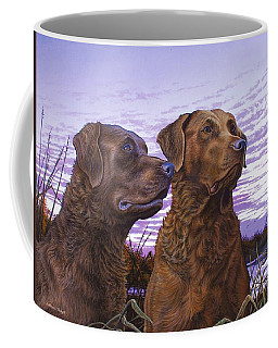 Ragen And Sady Coffee Mug