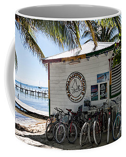 Raggamuffin Coffee Mug by Lawrence Burry
