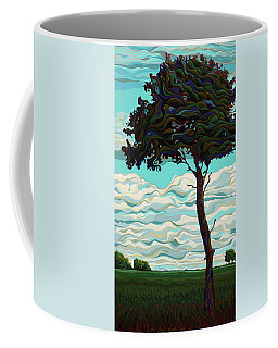 Raging Sky Po-e-tree Coffee Mug