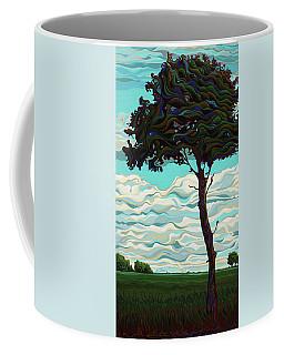 Raging Sky Po-e-tree Coffee Mug