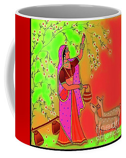 Ragini-todi Coffee Mug