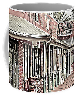 Ragtime At The Beach Coffee Mug