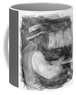 Ragtime Blues Coffee Mug