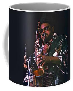 Rahsaan Roland Kirk 4 Coffee Mug