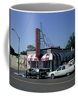 Coffee Mug featuring the photograph Raifords Disco Memphis A by Mark Czerniec